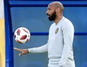 Belgium PromoteThierry Henry To Assistant Coach