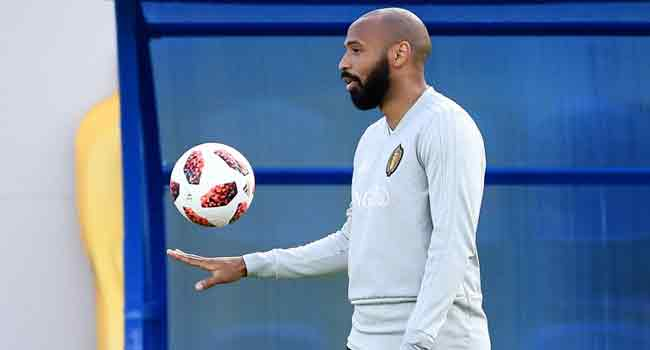 'I Can Be A Successful Coach', Thierry Henry Reveals Five Offers