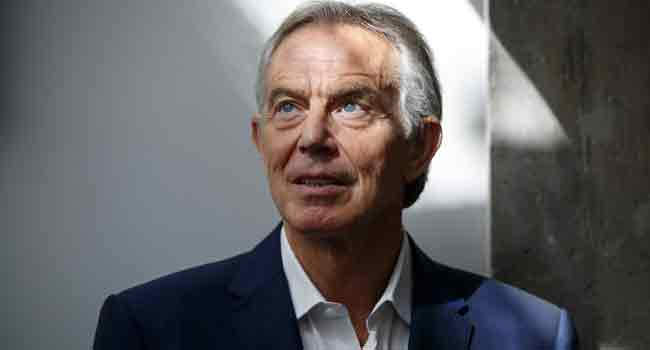 Tony Blair Calls For Second Vote To Fix Brexit 'Mess'