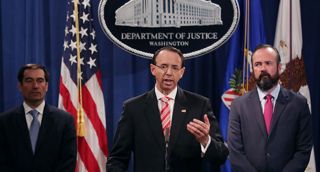 12 Russian Intelligence Officers Indicted For Hacking US Democrats