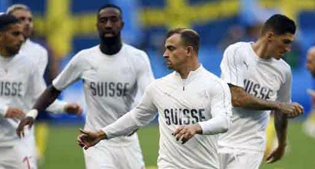 Liverpool Sign Swiss Winger Xherdan Shaqiri