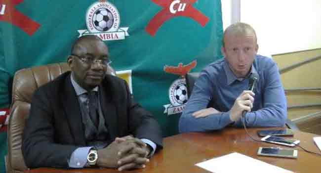 Zambia Appoint Belgian To Coach National Team