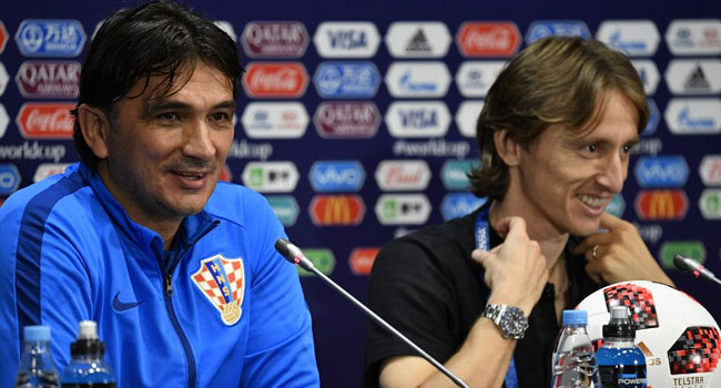 Croatian Players Will Sacrifice World Cup Final Places If Unfit - Dalic