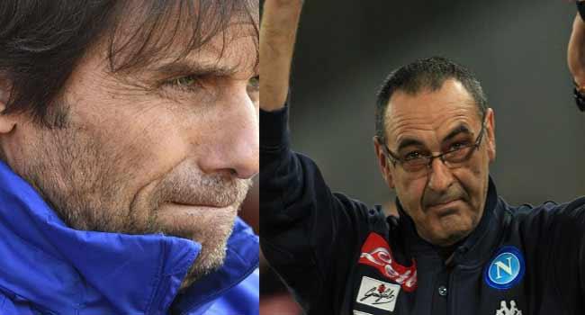 Chelsea Sack Conte, Appoint Sarri