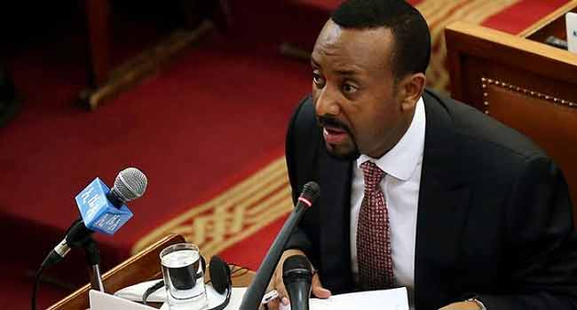 Ethiopia Insists It Will Control Aid To Troubled Tigray