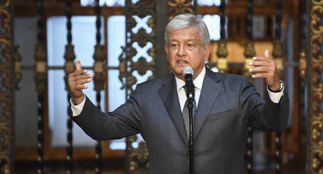 Mexico's Lopez Obrador Writes Trump, Hopes Of New Relationship