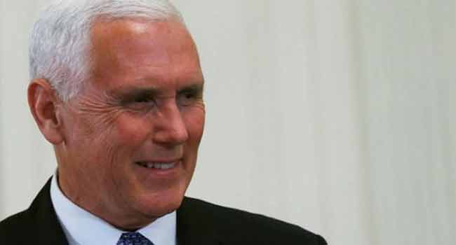 US Vice President Pence Cancels Trip To Sparking Speculation