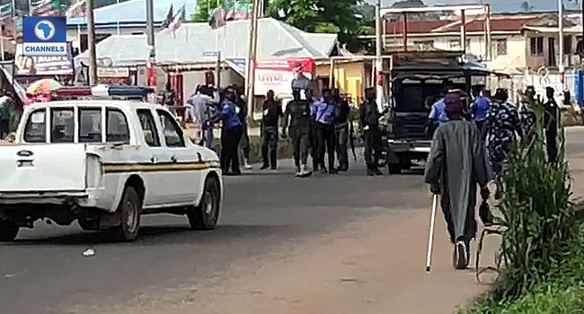 Ekiti Election: Police Arrest Suspects Allegedly Distributing Money To Voters