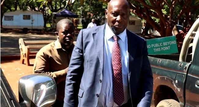 Exminister domd for korruption