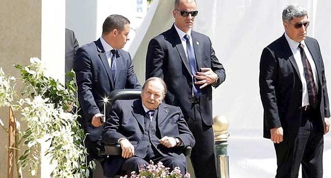 Algerian President Seeks Medical Treatment In Geneva