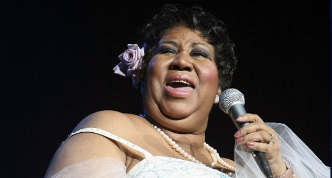 'Queen Of Soul' Aretha Frankiln Dies At 76