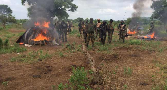 Troops Kill Suspected Militia Members, Boko Haram Insurgents – Army