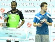 Aruna Quadri Thanks Fans After Nigeria Open Victory