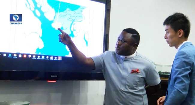 Ayade Receives Bakassi Deep Seaport Concept Design