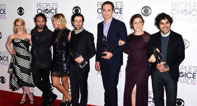 'Big Bang Theory' To End With 12th Season