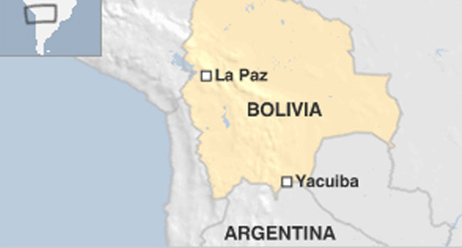 OAS Recommends Fresh Bolivia Elections