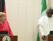 LIVE: Buhari, Merkel Address Press Conference in Abuja