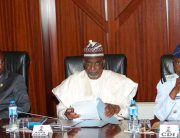 Acting DSS DG Attends First Security Meeting With Buhari