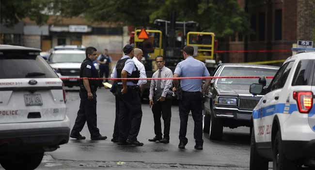 Dozens Shot In Chicago Gun Violence