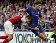 Chelsea Beat Arsenal In Five-Goal Thriller