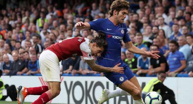 Arsenal, Chelsea Draw Rennes, Dynamo Kiev In Europa League Last 16 Draw