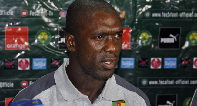 Seedorf Leaves Out China-Based Players In First Cameroon Squad