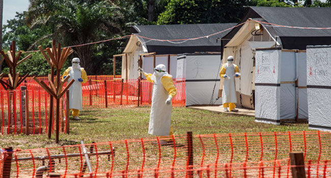 33 Persons Feared Killed In DR Congo Ebola Outbreak