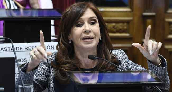 Alleged Bribery: Argentine Senate Orders Search Of Ex-President's Homes