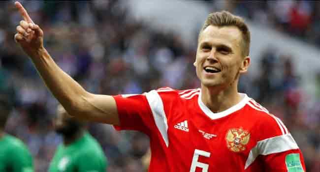Russia Star Cheryshev Joins Valencia On Loan