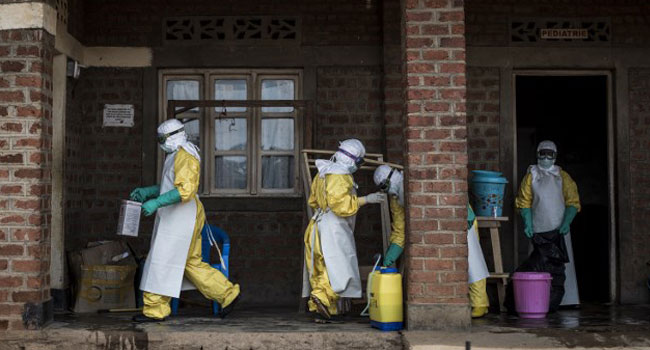 Central African Countries Hold Talks On Boosting Anti-Ebola Fight