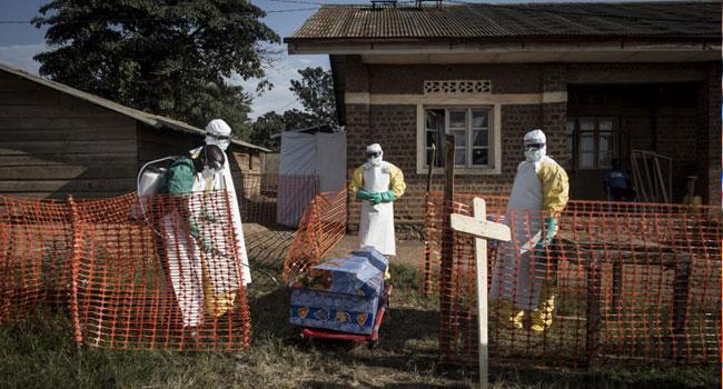 Ebola Death Toll Crosses 2,000 In DR Congo