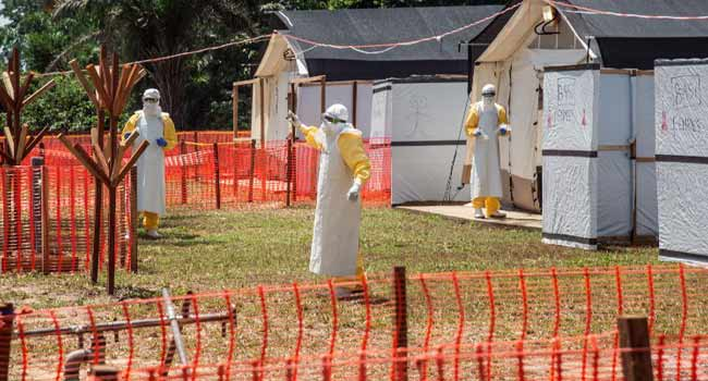 Three Ebola Workers Killed In Eastern DR Congo