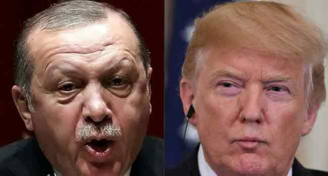 Turkey Hits Back At Trump Threats Over Kurds