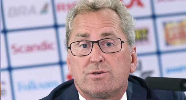 Iceland Name Swede Hamren As New Coach