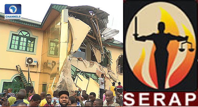 Repair Fresh FM's Building Or Face Legal Action, SERAP Tells Oyo Govt