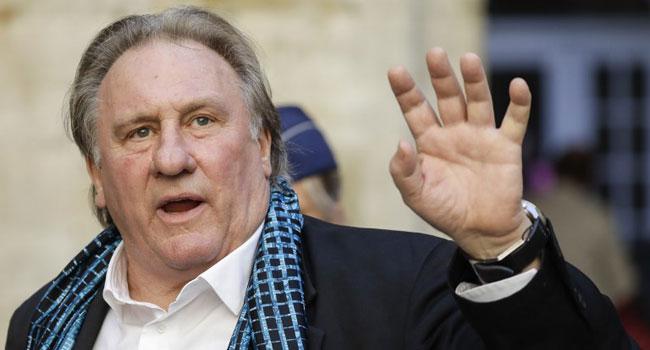 Gerard Depardieu Faces Probe Over Alleged Rapes, Sex Assaults