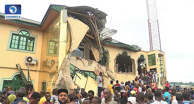 SERAP Condemns Demolition Of Ayefele's Fresh FM Building