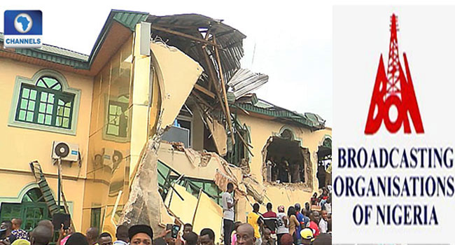BON Condemns Demolition Of Yinka Ayefele's Radio Station