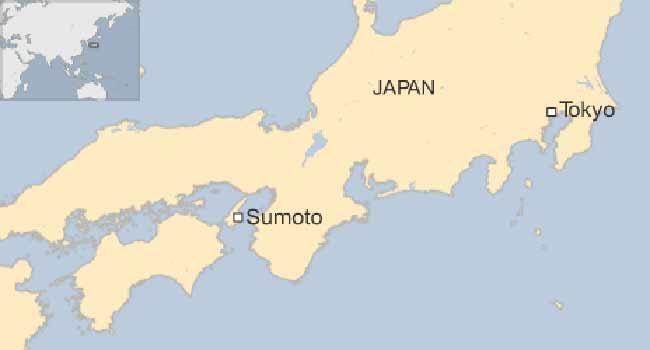 6.1-Magnitude Quake Hits Japan