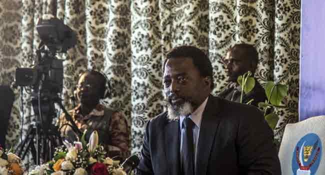 Kabila In Talks To Determine Successor In DRC's Election