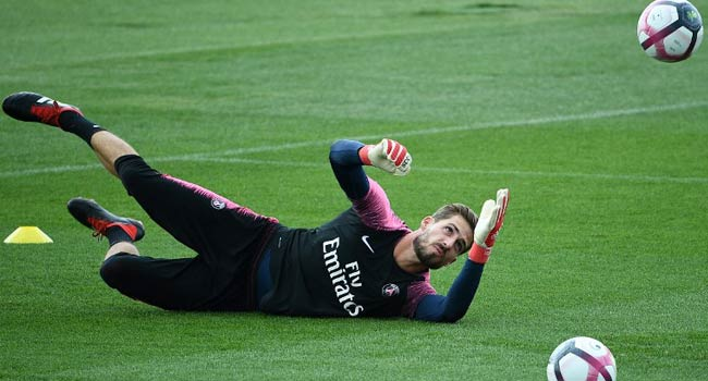 Germany Goalkeeper Trapp Rejoins Frankfurt On Loan From PSG
