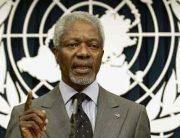 Jonathan, Saraki, Others Pay Tribute To Kofi Annan