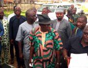 BREAKING! Ekiti Election: Olusola Challenges Fayemi's Victory At Tribunal