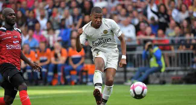 Mbappe Plays Starring Role On Return To PSG Side