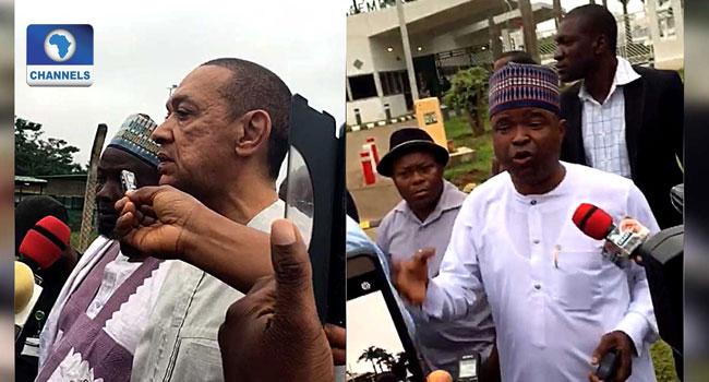 NASS Barricade: Attempt To Impeach Saraki, Make Akpabio Senate Leader, Says Murray-Bruce