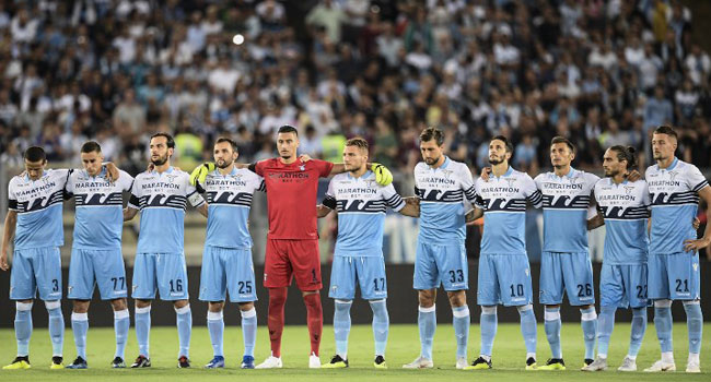 Lazio fans' flyer calls for women to avoid Stadio Olimpico's Curva Nord