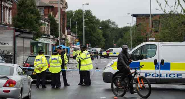 10 People Injured In Manchester Shooting