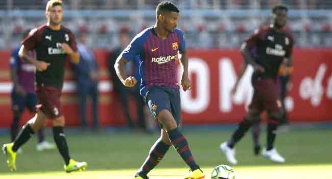 Barcelona's Marlon Completes Move ToSassuolo