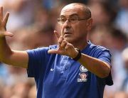 Sarri Eyes Early Chelsea Boost As Tottenham Return To Wembley
