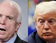Trump Under Pressure To Honour McCain, Orders Flags To Half-Staff